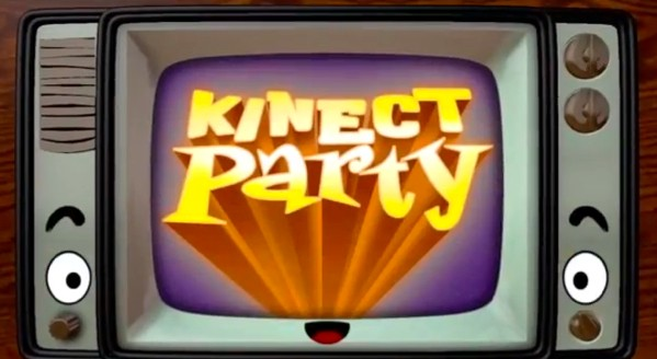 Double Fine throws a Kinect Party in this trailer