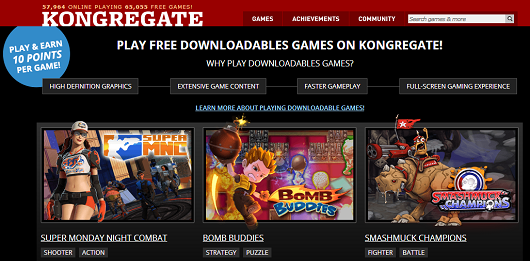 Download games come to Kongregate Super Monday Night Combat