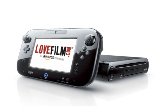 Lovefilm makes it to Wii U in the UK