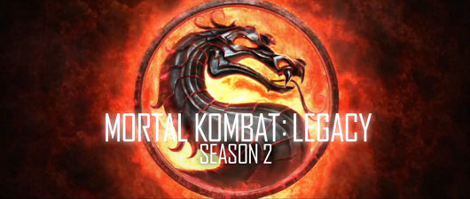 Mortal Kombat Legacy 2 set for Q2 2013, new cast details