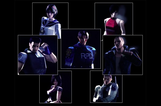 Resident Evil 6 packs some retro costumes, takes a trip to Games on Demand