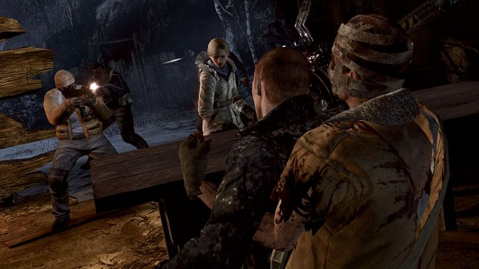 PSA Resident Evil 6 multiplayer modes launch on Xbox 360 today