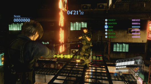 Resident Evil 6 gets multiplayer DLC on Xbox 360 Dec 18