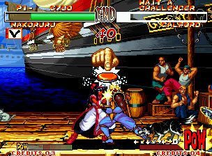 Samurai Shodown sits on a throne of lies
