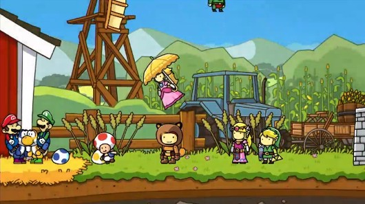 Scribblenauts Unlimited for Wii U, 3DS heads to Europe in February