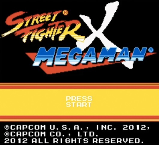 Street Fighter X Mega Man coming to the PC for free on Dec 17