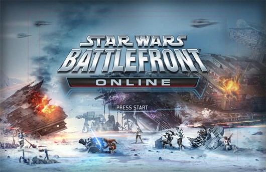 Canceled Star Wars Battlefront Online concept art leaks