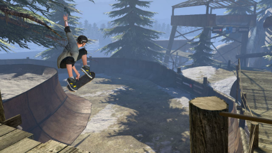 Tony Hawk 'Revert Pack' DLC out now for PSN, XBLA, Steam soon