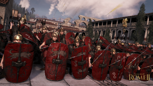 Just try and guess Total War Rome 2's first revealed faction 