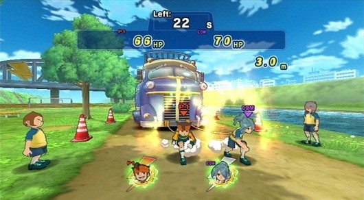 Sega is suing Level 5 over touchscreen mechanic patent