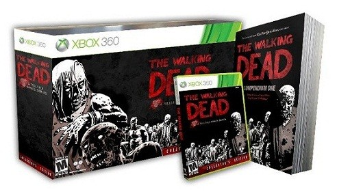 The Walking Dead retail version delayed to December 11