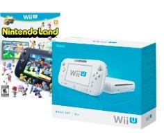 Wii U Basic bundled with Nintendoland at Best Buy