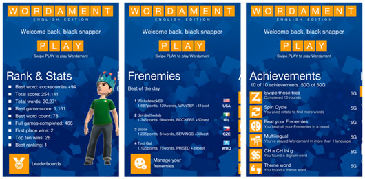 Wordament hits iOS, with Xbox Achievements