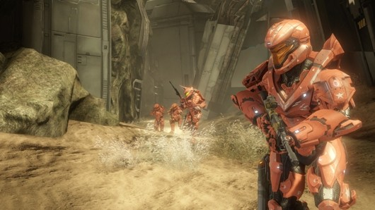 PSA Halo 4 Crimson Map Pack is ready for deployment