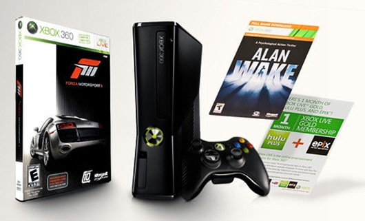 Groupon offering 4GB Xbox 360 bundle for $200