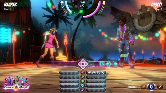 Planets Under Attack dev's Dance Magic boogies onto PSN January 8
