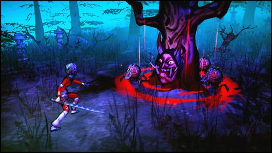 Alice creator American McGee turns to Kickstarter for Akaneiro Demon Hunters