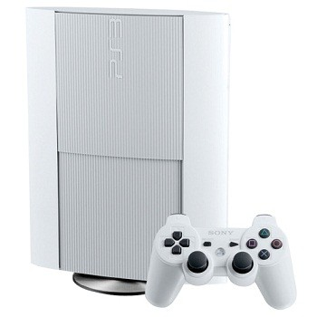 White PS3 Slim listed for Canada, drops January 27