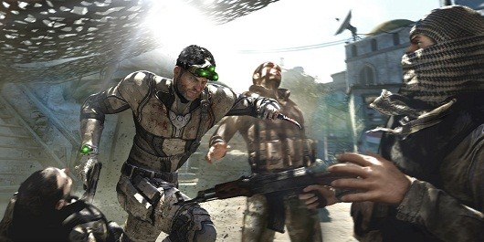 Torture quick time event removed from Splinter Cell Blacklist