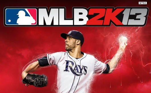 MLB 2K13 hits March 5, Tampa Bay's David Price as cover star