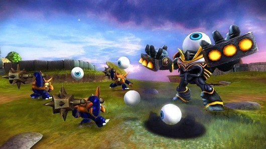 Skylanders Giants gets two new characters