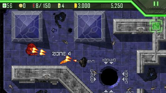 Original Alien Breed infests PS3 and Vita early next month