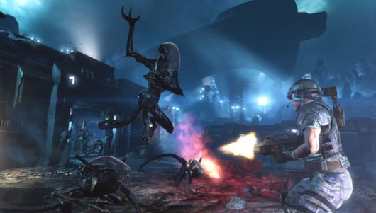 Aliens Colonial Marines up for preorder on Steam, TV trailer