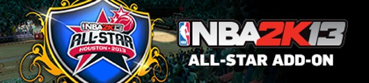 NBA 2K13 AllStar DLC no longer just a preorder exclusive