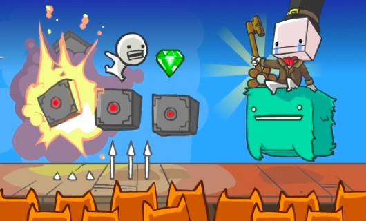 BattleBlock Theater (2014) PC | RePack �� R.G. ��������