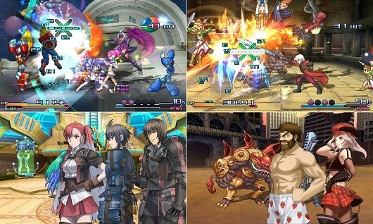 Project X Zone comes to North America, Europe, Australasia this summer