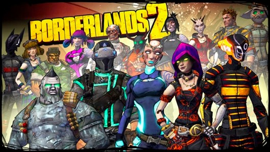 New Borderlands 2 headsskins