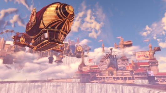 BioShock Infinite goes up to the city in the sky in new trailer
