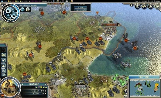 Rumor Civilization 5 getting One World expansion