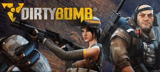 Dirty Bomb closed alpha under way today