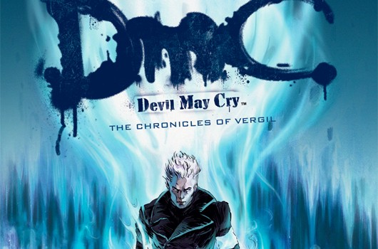 DmC prequel comic 'The Vergil Chronicles' unleashes first issue