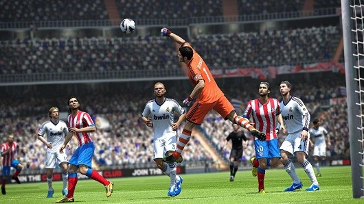 FIFA 13 ships 12 million in Q3 2013, revenue up from FIFA 12