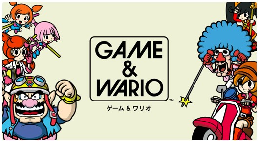 Game & Wario out March 28 in Japan