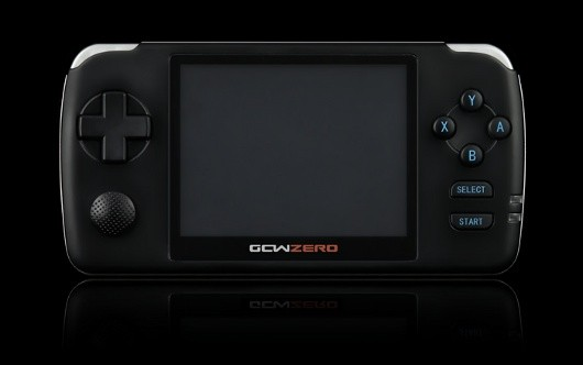GCWZero is an opensource handheld on Kickstarter