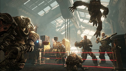 Gears Of War Judgment Multiplayer Modes