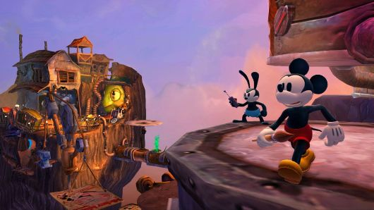 Report Epic Mickey 2 sold 270k copies in North America by end of 2012