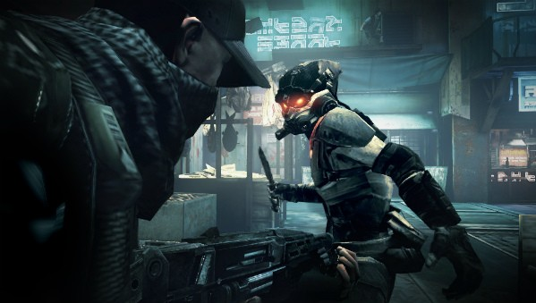Seeking good looks and plenty of cash in Killzone Mercenary