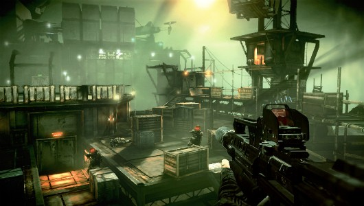 An argument in favor of good looks and money in Killzone Mercenary