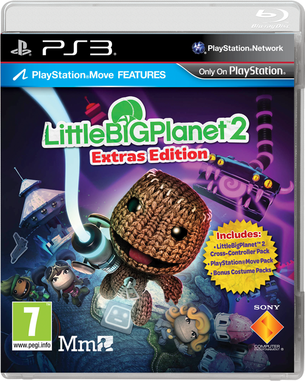 LittleBigPlanet 2 Extras Edition coming to Europe in February