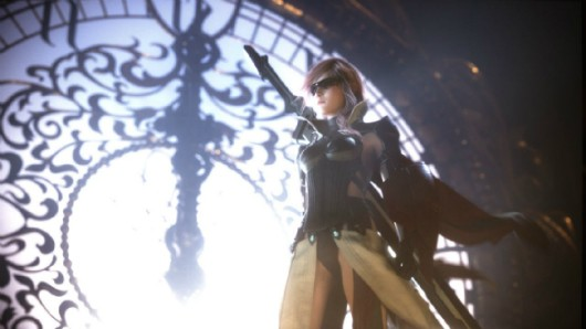 Lightning Returns Attempting to carry the adventure as Final Fantasy's 'first female protagonist'