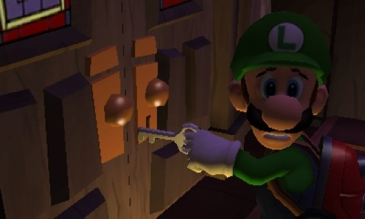Tour Luigi's Mansion in new screens