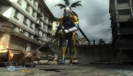 Metal Gear Rising Revengeance DLC trailer showcases Raiden skins coming to Japan