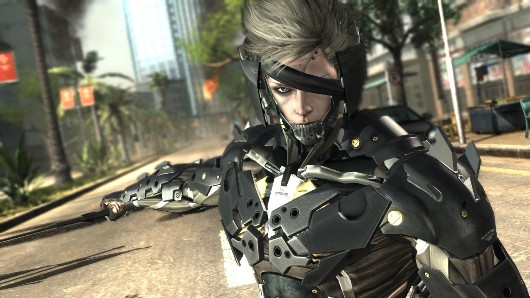 Metal Gear Rising Revengeance demo hits Jan 22
