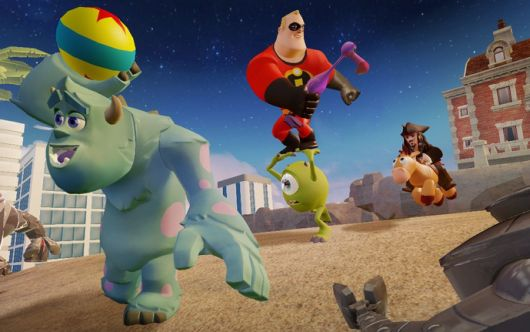 Disney Infinity warns filmmakers that yearly releases will include future content