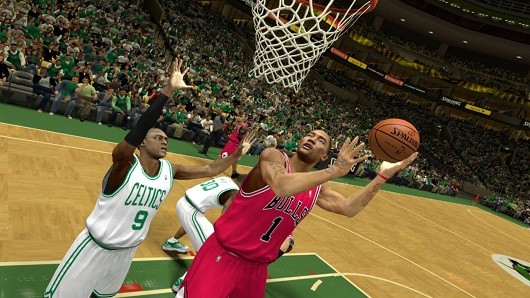 NBA 2K13 comes to Games on Demand