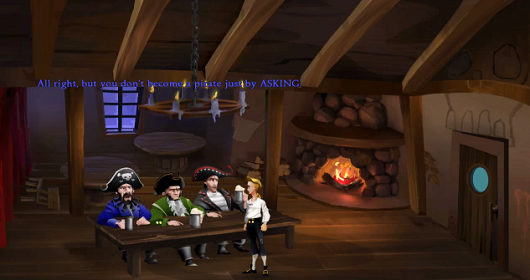 Monkey Island in Source Filmmaker